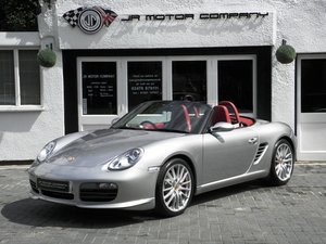 Picture of 2008 Porsche Boxster RS60 Spyder Manual only 22000 Miles! SOLD