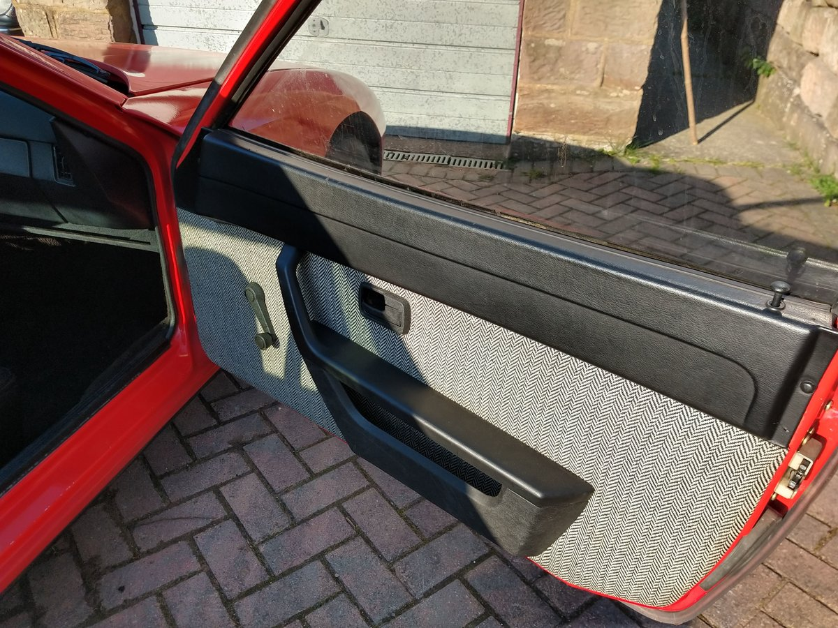 1978 Porsche 924  LHD Red, very low mileage For Sale (picture 4 of 6)