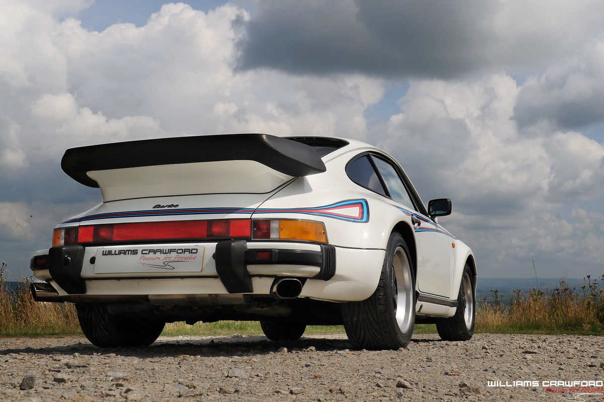 1988 Porsche 930 Turbo LHD coupe For Sale (picture 1 of 6)