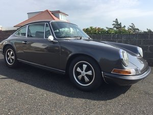 1971 Porsche 911T Coupe Original UK RHD  For Sale