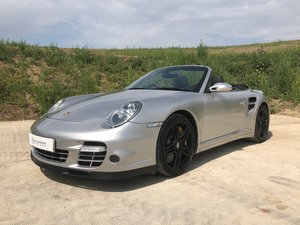 Picture of 2008 PORSCHE 911 (997) TURBO TIPTRONIC S GEN 1.5 CABRIOLET SOLD