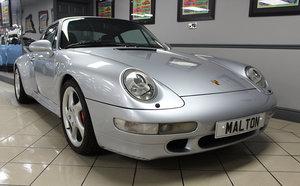 1996 Porsche 993 carrera 4 s For Sale