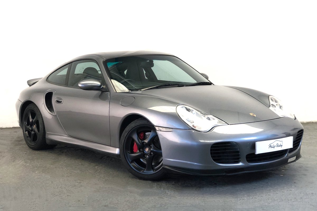 2003 Porsche 996 Turbo X50 - superb condition SOLD (picture 1 of 6)