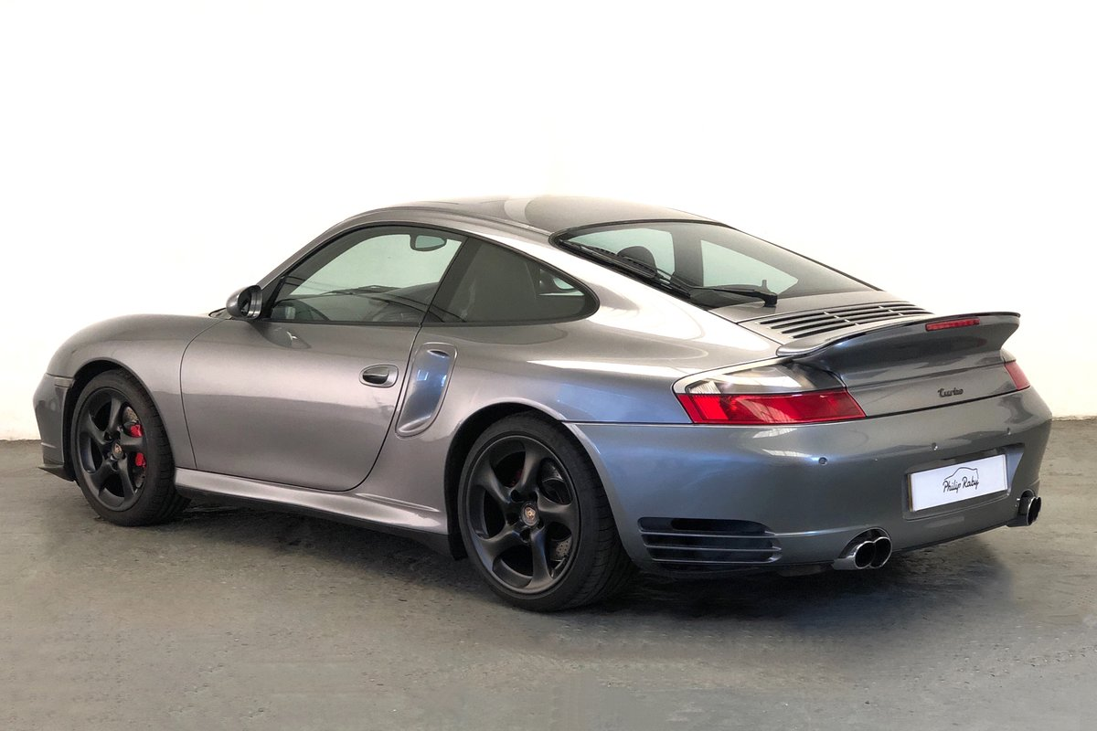2003 Porsche 996 Turbo X50 - superb condition SOLD (picture 2 of 6)