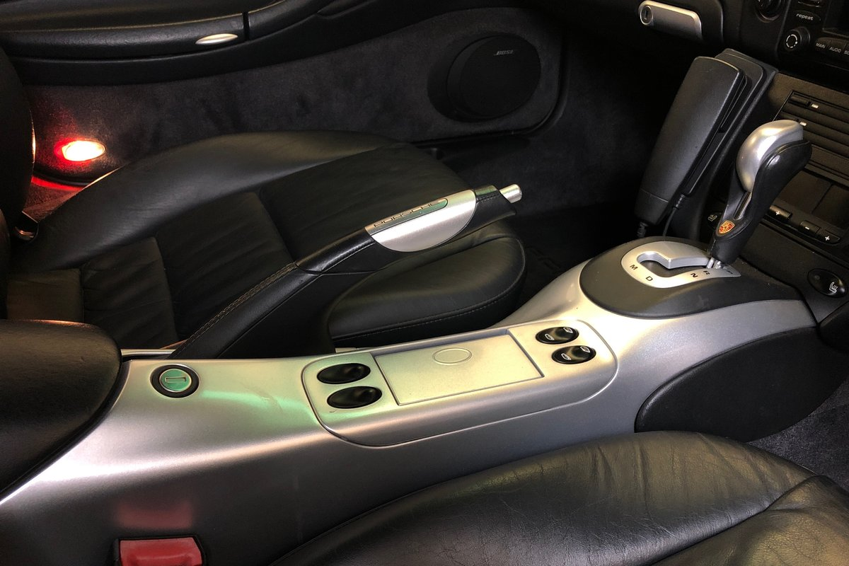 2003 Porsche 996 Turbo X50 - superb condition SOLD (picture 6 of 6)