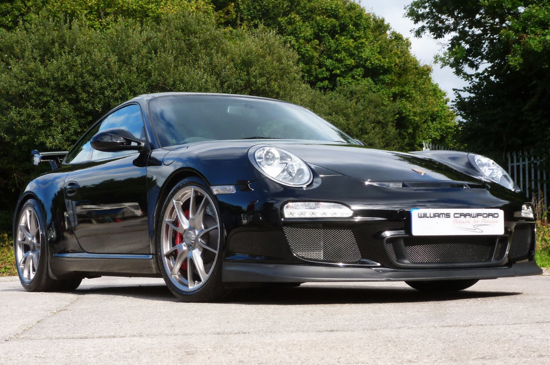 WANTED - PORSCHE 997 GT3 LHD or RHD Wanted (picture 1 of 6)