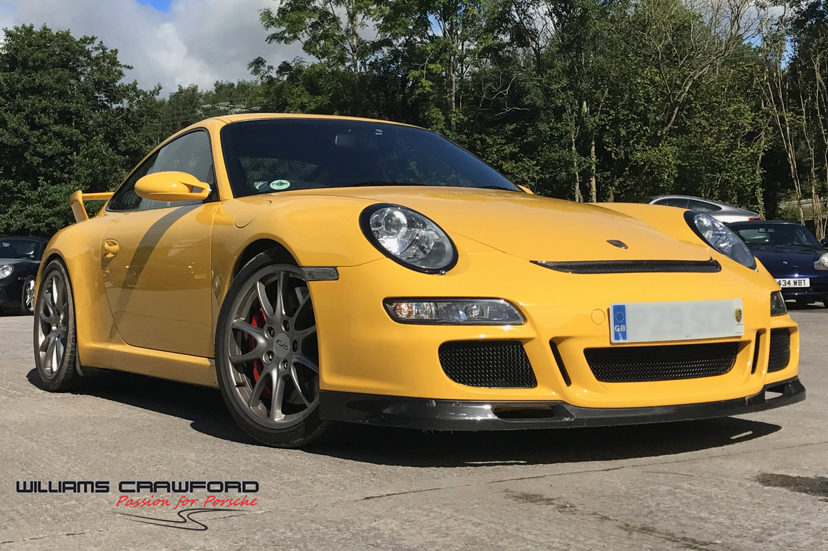WANTED - PORSCHE 997 GT3 LHD or RHD Wanted (picture 2 of 6)