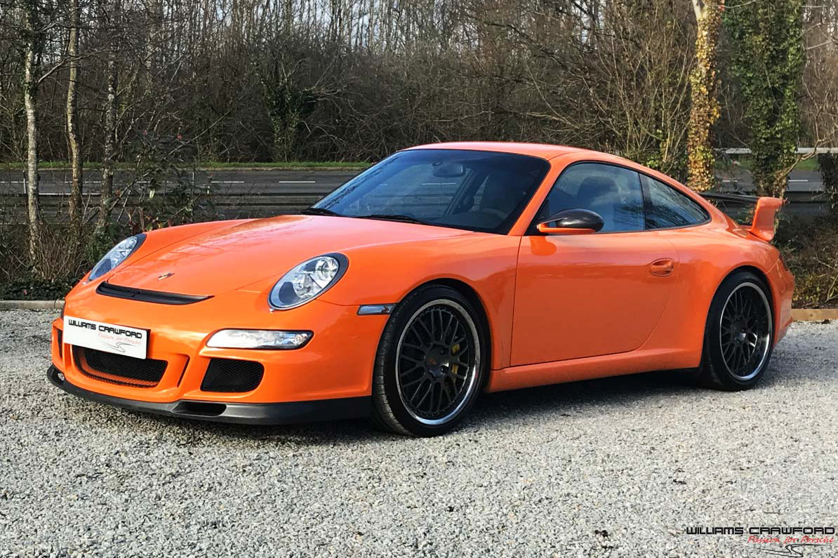 WANTED - PORSCHE 997 GT3 LHD or RHD Wanted (picture 3 of 6)