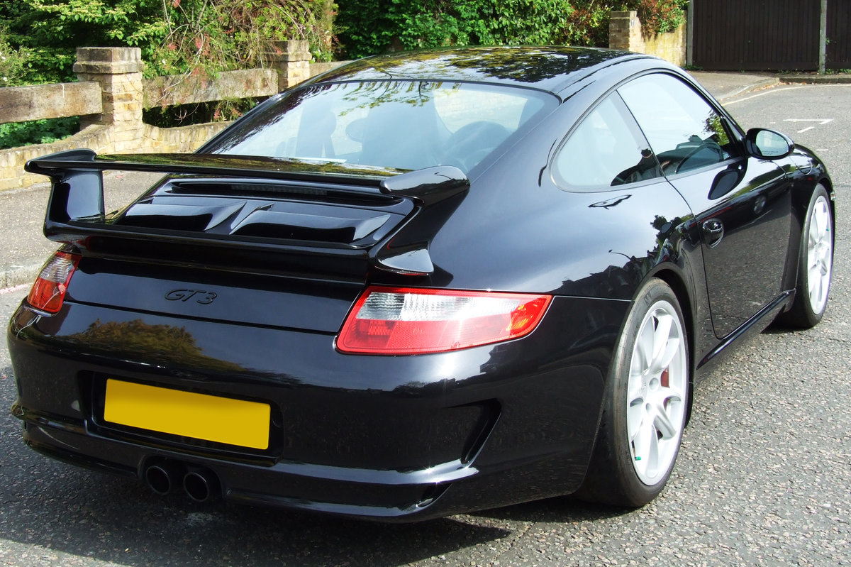 WANTED - PORSCHE 997 GT3 LHD or RHD Wanted (picture 5 of 6)