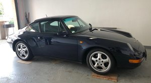 1994 Collector's item: Porsche 993 Tiptronic, first owner,new MOT For Sale