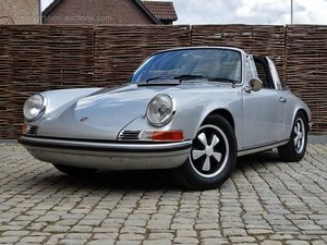 1972 PORSCHE 911 2.4T  For Sale by Auction