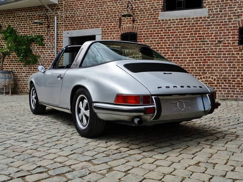 1972 PORSCHE 911 2.4T  For Sale by Auction (picture 3 of 6)