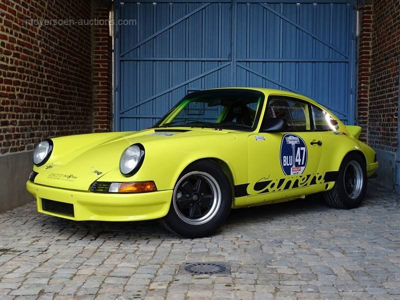 1976 PORSCHE 911 Carrera RS For Sale by Auction (picture 1 of 6)