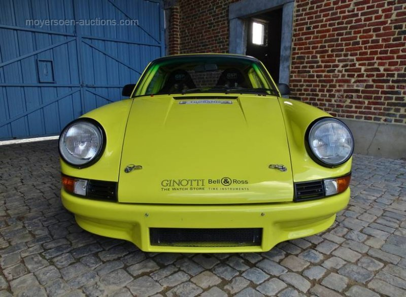 1976 PORSCHE 911 Carrera RS For Sale by Auction (picture 2 of 6)