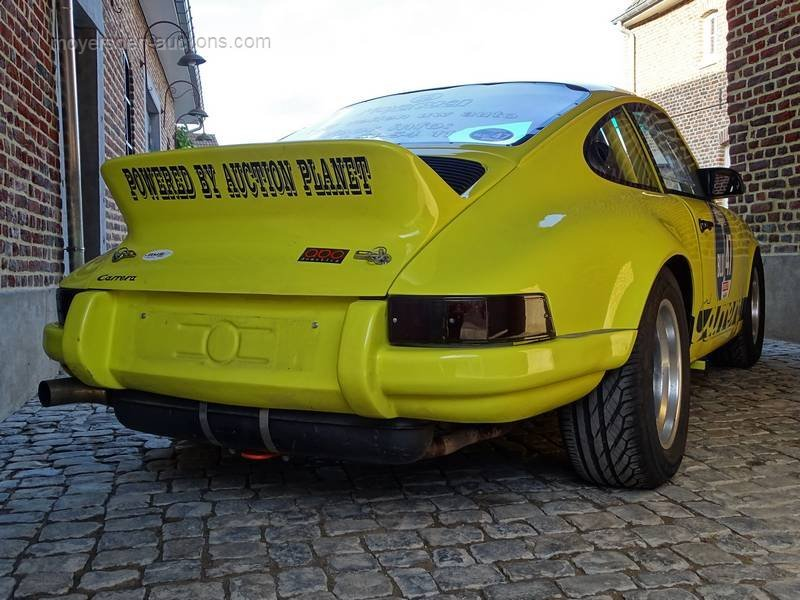 1976 PORSCHE 911 Carrera RS For Sale by Auction (picture 5 of 6)