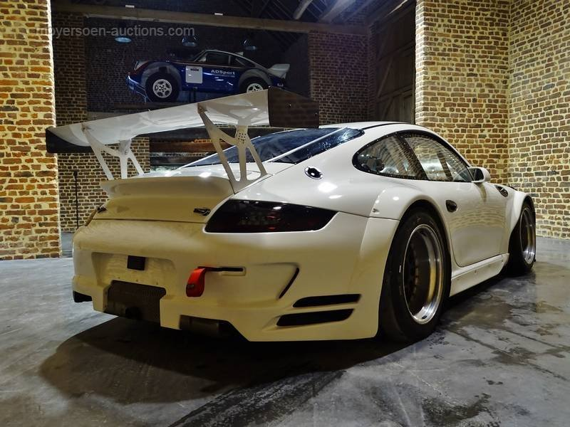 2007 PORSCHE 997 GT3 Widebody 24H Racecar  For Sale by Auction (picture 3 of 6)