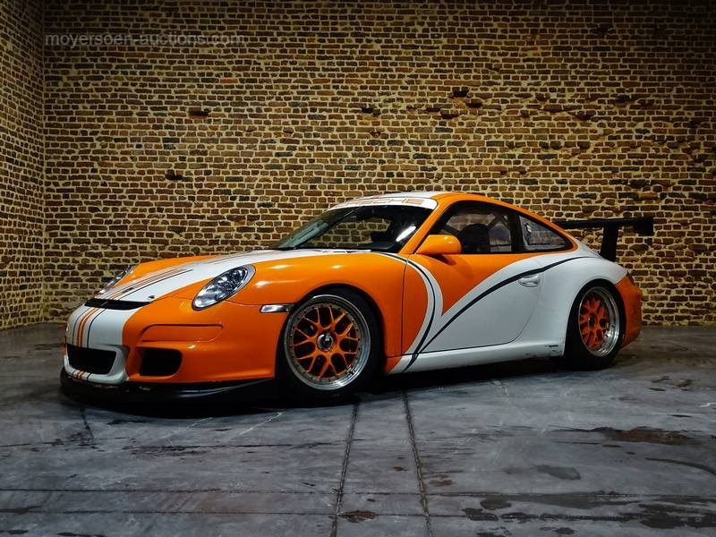2007 PORSCHE 997 GT3 CUP For Sale by Auction (picture 1 of 6)