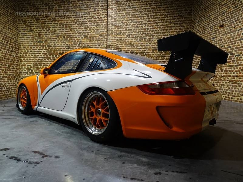 2007 PORSCHE 997 GT3 CUP For Sale by Auction (picture 2 of 6)