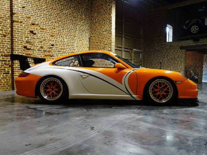 2007 PORSCHE 997 GT3 CUP For Sale by Auction (picture 3 of 6)