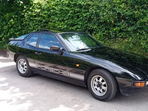 1984 Porsche 924 lux For Sale