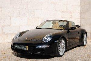 2006 Porsche 997 Carrera 4S Cabrio
