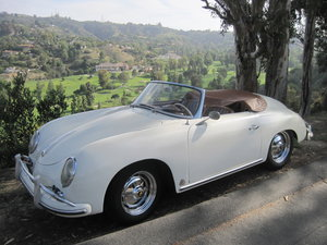 ***1958 Porsche Convertible D For Sale