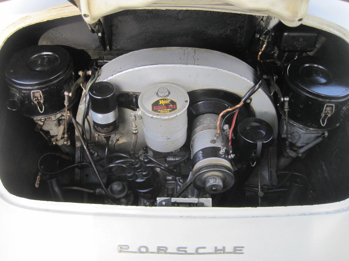 ***1958 Porsche Convertible D For Sale (picture 4 of 6)