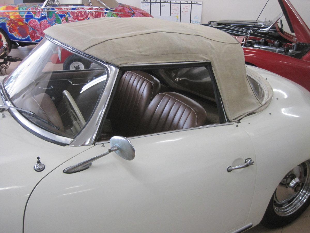 ***1958 Porsche Convertible D For Sale (picture 5 of 6)