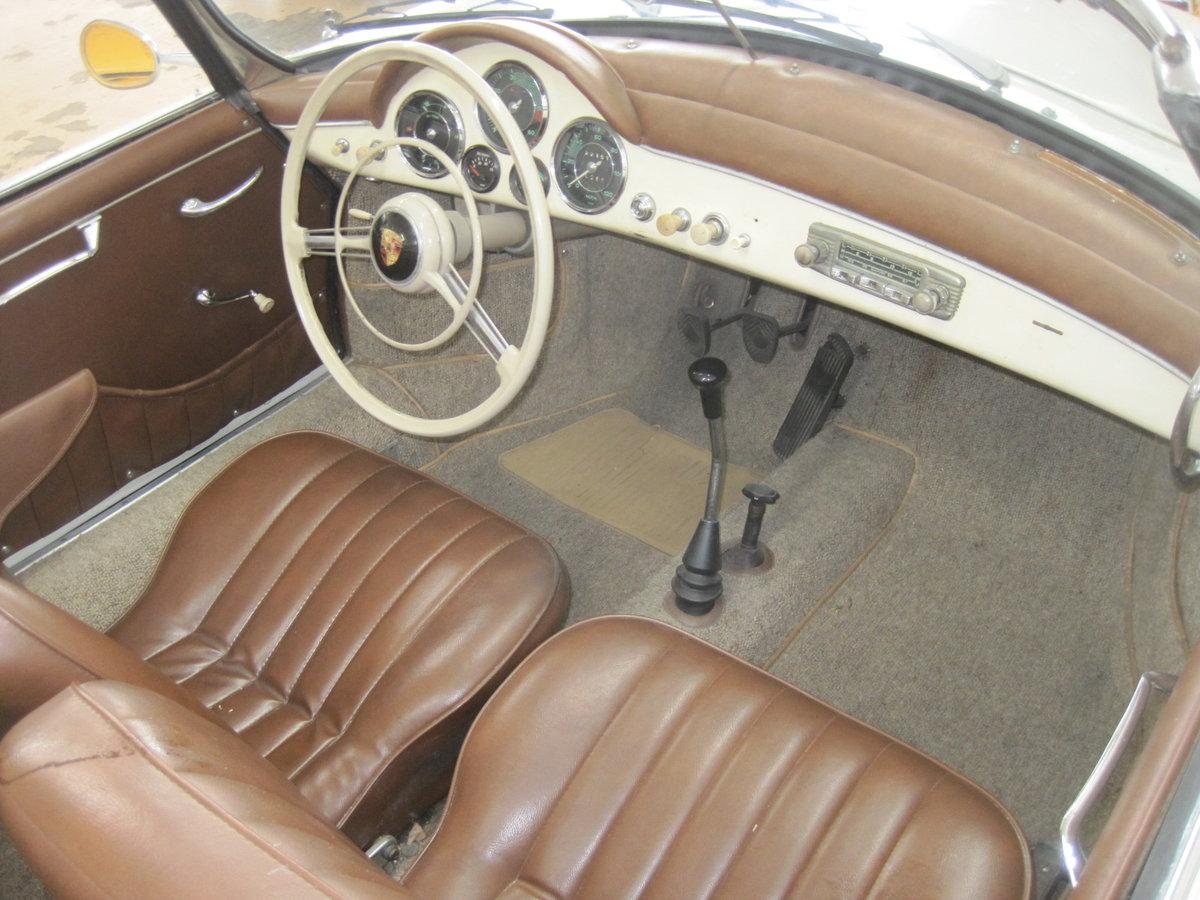 ***1958 Porsche Convertible D For Sale (picture 6 of 6)
