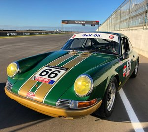 1969 Porsche 911 E 2.0 MFI race car For Sale