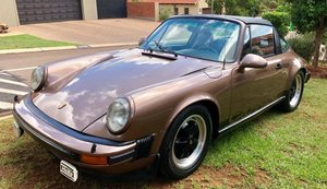 1977 Porsche Carerra Targa 3.0L Air Cooled For Sale