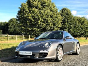 2008 Porsche 911 997 Carrera S PDK Generation 2 Gen II C2S 3.8 For Sale