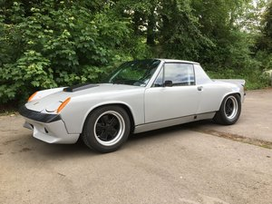 1971 Porsche 914 with 911SC engine 1 of akind street racecar For Sale
