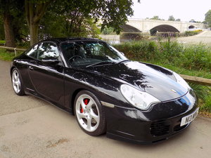 2004 Porsche 911 (996) Carrera 4S Coupe - Manual SOLD