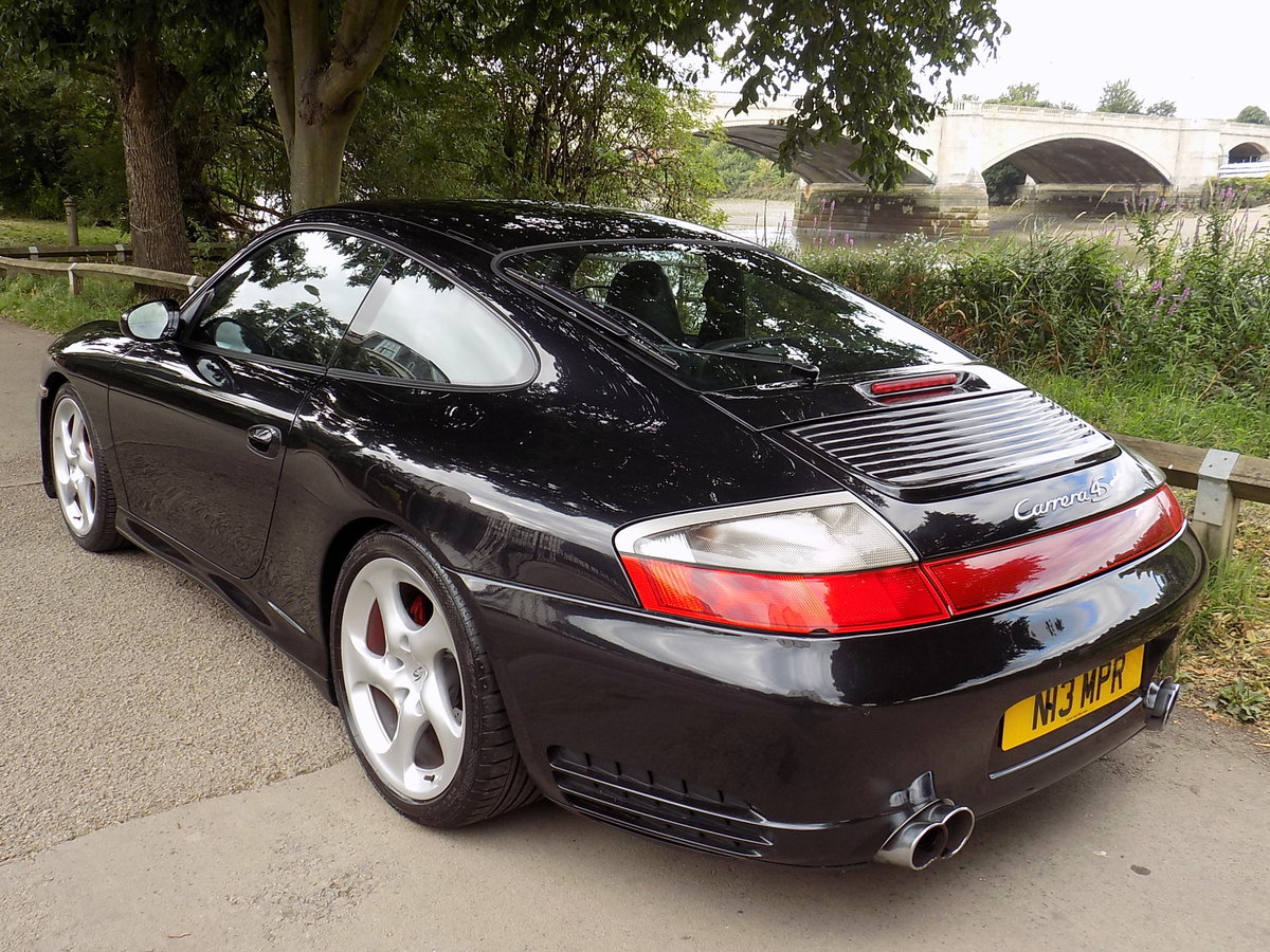 2004 Porsche 911 (996) Carrera 4S Coupe - Manual SOLD (picture 2 of 6)