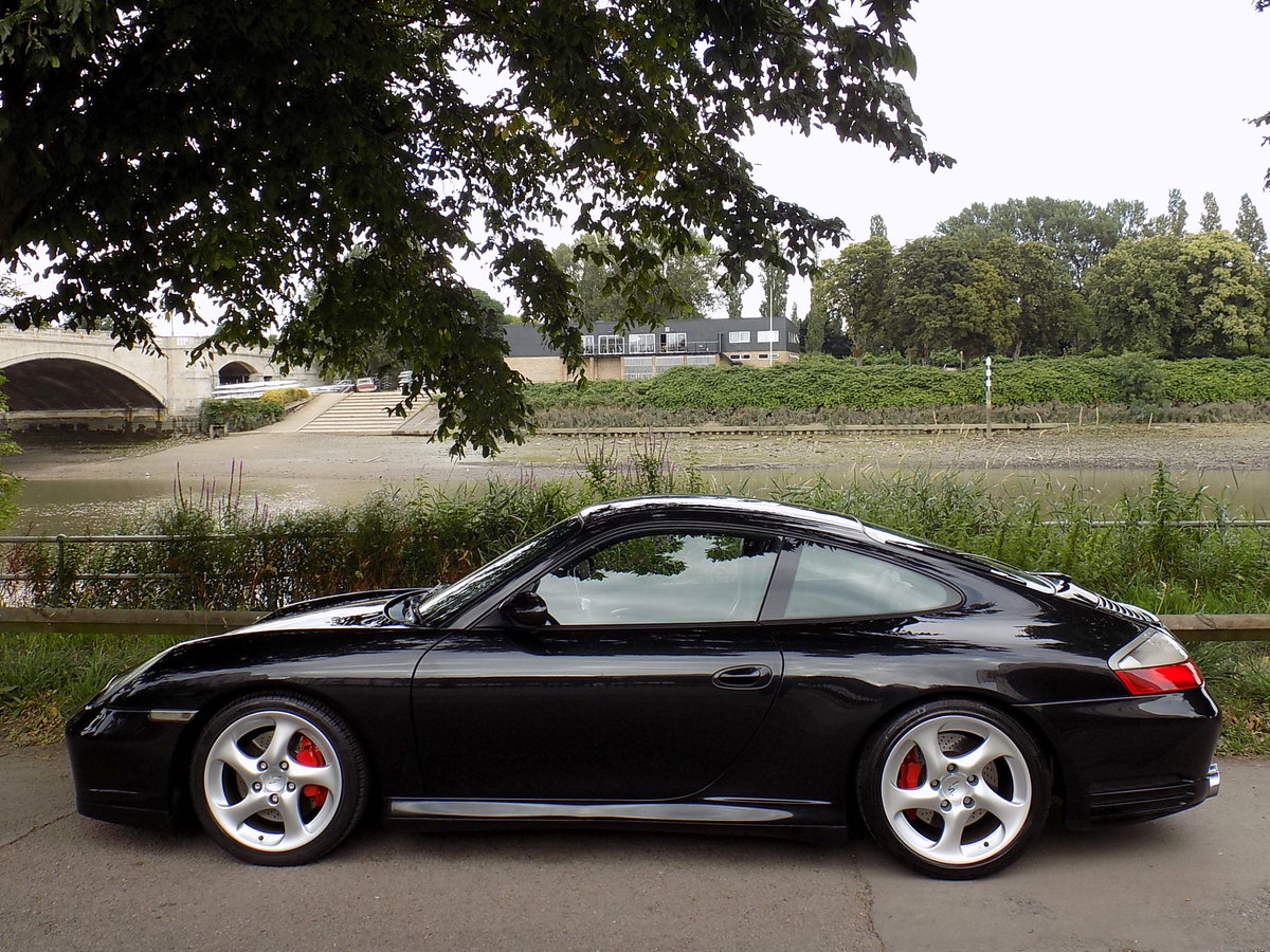 2004 Porsche 911 (996) Carrera 4S Coupe - Manual SOLD (picture 5 of 6)
