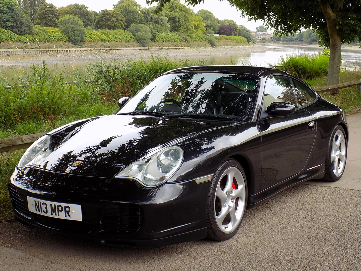 2004 Porsche 911 (996) Carrera 4S Coupe - Manual SOLD (picture 6 of 6)