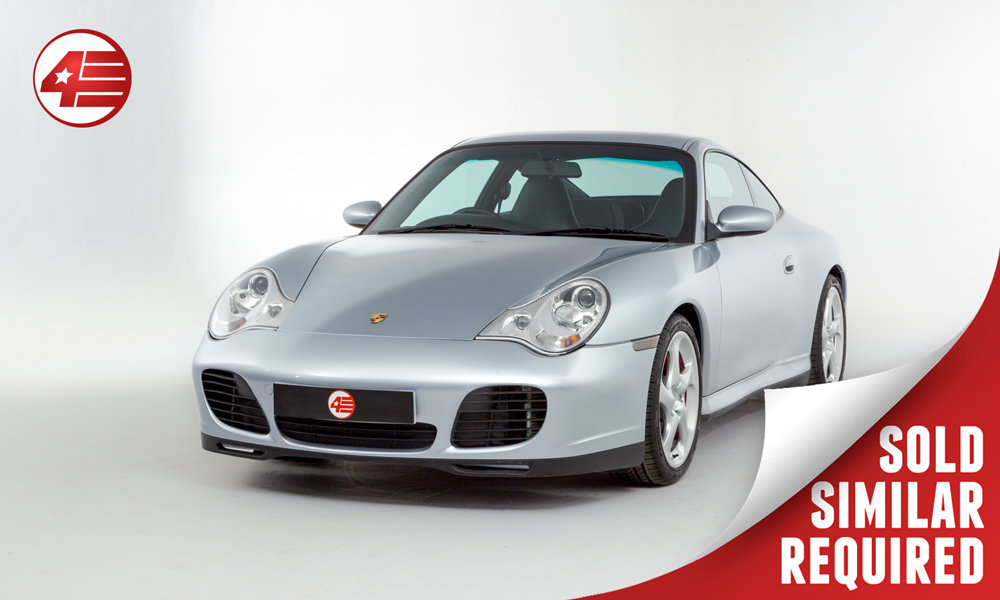 2002 Porsche 996 Carrera 4S /// Sports Seats /// 54k Miles SOLD (picture 1 of 5)
