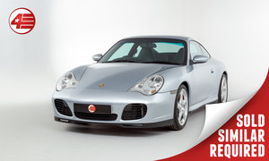 2002 Porsche 996 Carrera 4S /// Sports Seats /// 54k Miles SOLD