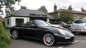 2010 Porsche 911 (997) Carrera 2 PDK Gen 2 Convertible Sat-Nav For Sale