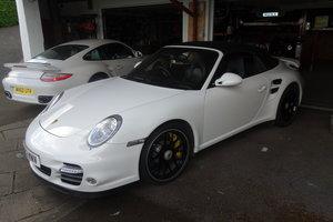 Porsche 997  turbo s convertible 2012 For Sale
