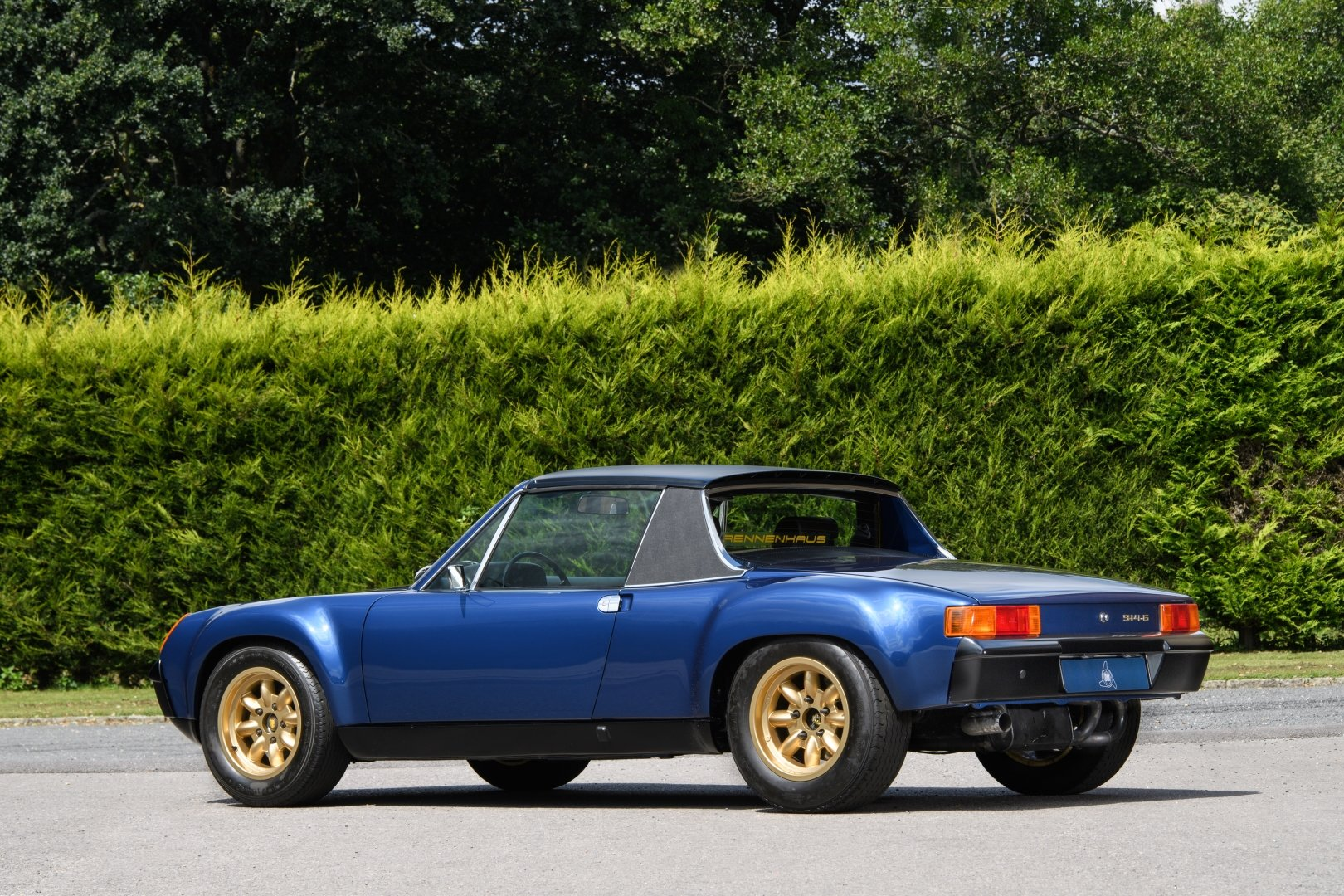 1970 Porsche 914/6 - From the collection of Guy Berryman   For Sale (picture 2 of 6)