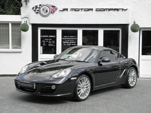 Picture of 2009 Porsche Cayman 2.9 Gen 2 Basalt Black Huge Spec Outstanding! SOLD