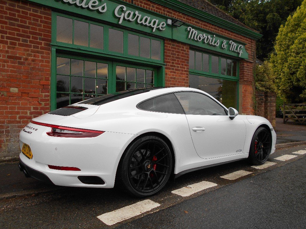 2017 Porsche 911 C4 GTS PDK Coupe  SOLD (picture 3 of 4)