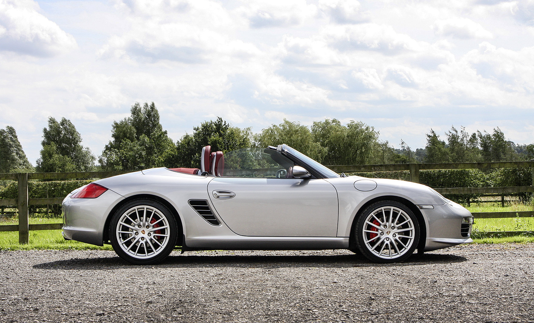2008 Porsche Boxster RS60 Spyder For Sale (picture 2 of 6)