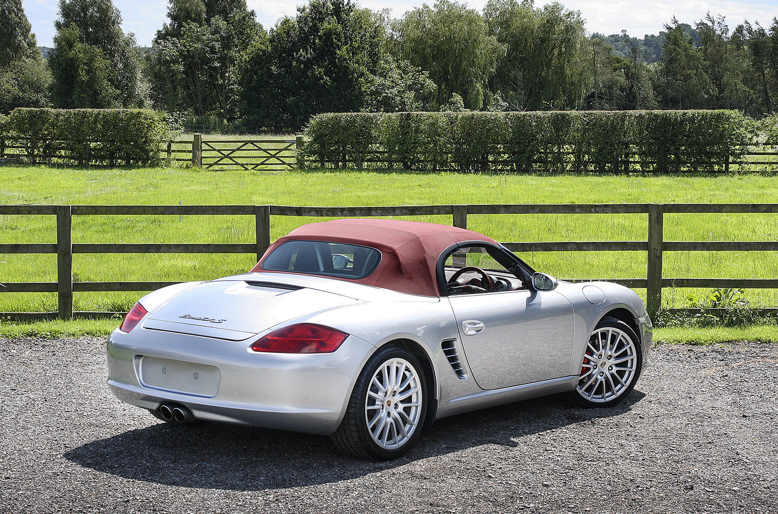 2008 Porsche Boxster RS60 Spyder For Sale (picture 3 of 6)