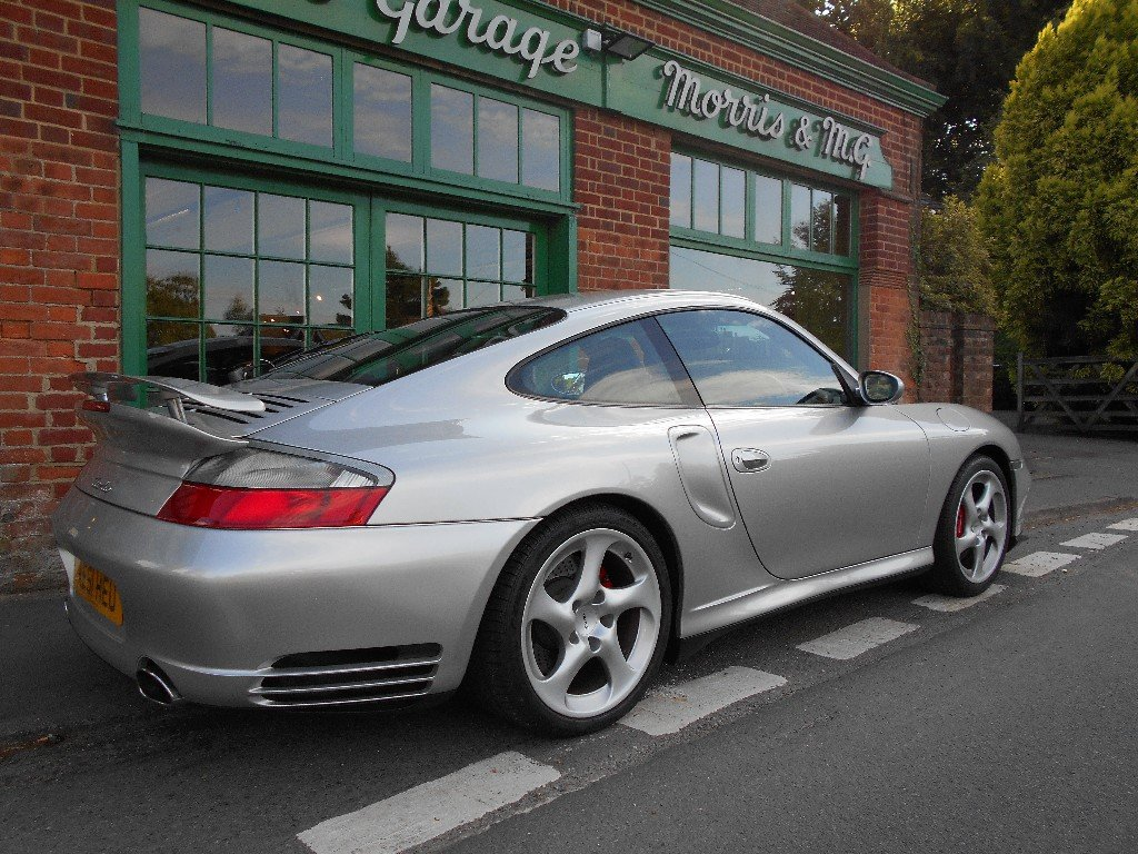 2001 Porsche 911 Turbo Coupe Manual  SOLD (picture 3 of 4)