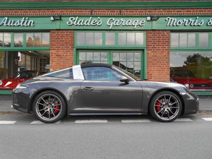 Picture of 2015 Porsche 911 Targa 4 PDK  SOLD