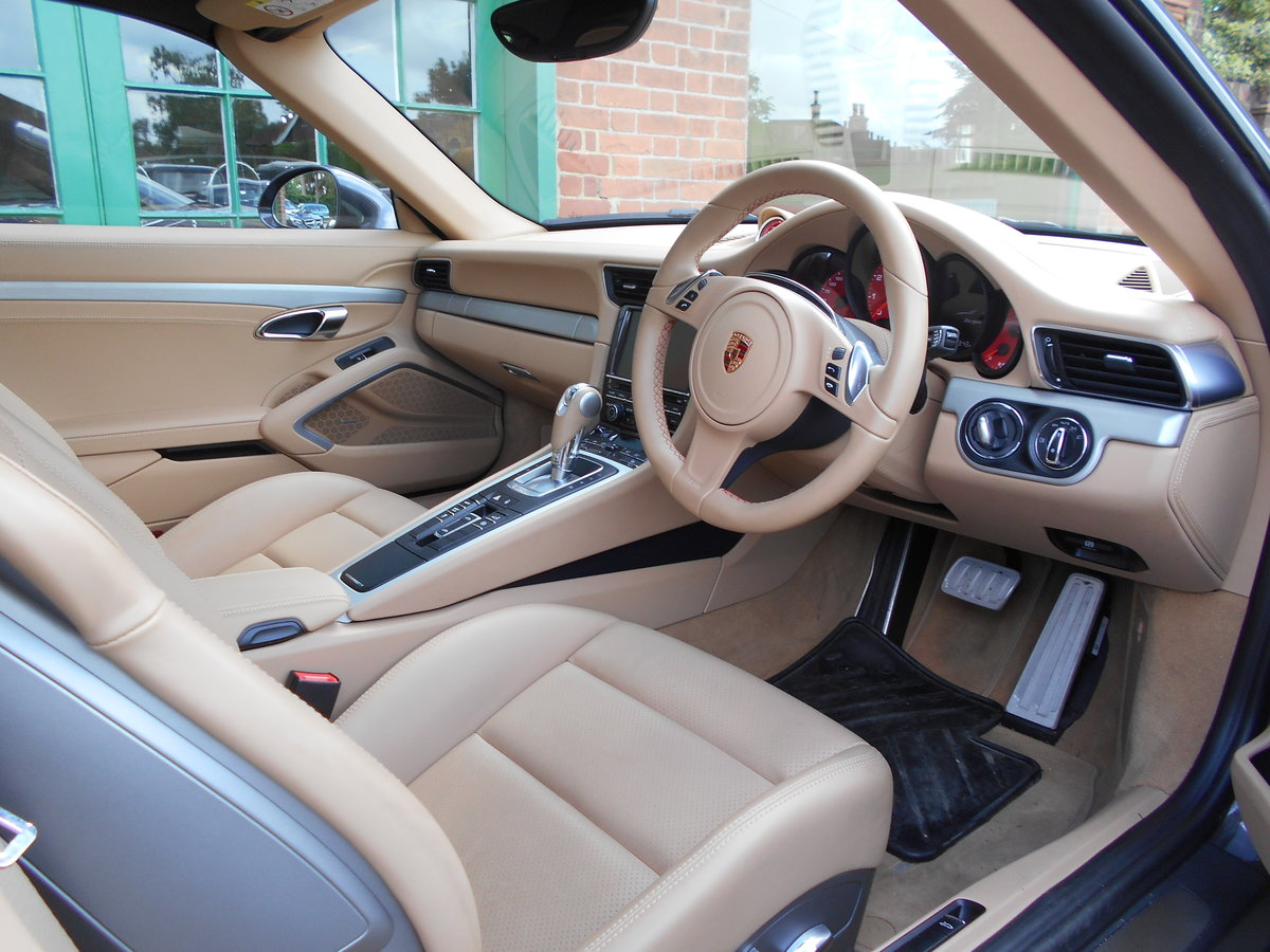 2015 Porsche 911 Targa 4 PDK  SOLD (picture 4 of 4)