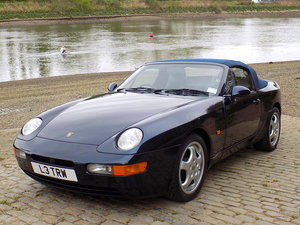 1994 PORSCHE 968 CABRIOLET - MANUAL For Sale